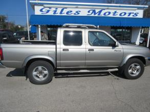 2000 Nissan Frontier Waco TX 1193 - Photo #1