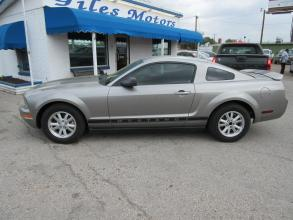 2008 Ford Mustang Waco TX 1235 - Photo #1