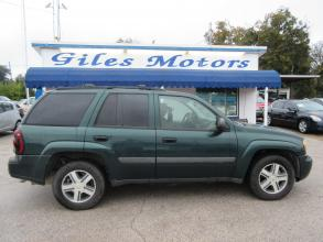 2005 Chevrolet TrailBlazer Waco TX 1412 - Photo #1