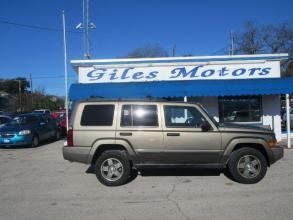 2006 Jeep Commander Waco TX 1286 - Photo #1
