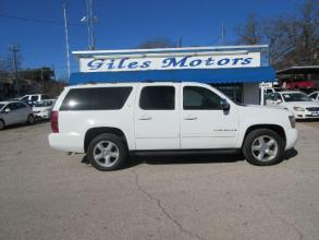 2009 Chevrolet Suburban Waco TX 1589 - Photo #1