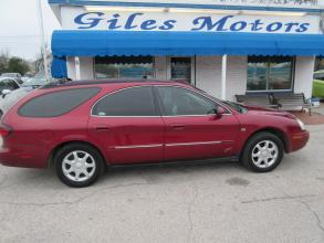 2003 Mercury Sable Wagon Waco TX 1441 - Photo #1