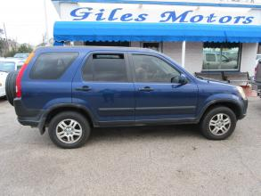2002 Honda CR V Waco TX 1196 - Photo #1